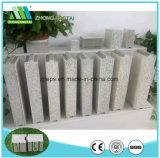 極度の高い塀のためのプレキャストされた物質的で装飾的な終わりEPSのセメントサンドイッチパネル