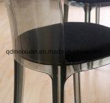 Il pacchetto molle di prima scelta del caffè europeo del progettista contratto presidenza di plastica presiede i randelli di svago delle presidenze delle presidenze del cristallo (M-X3456)