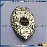Distintivo dell'uniforme dello sceriffo della polizia di Cusotm S.U.A.