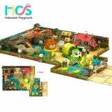 2018 Thème forêt Norme Ce terrain de jeux intérieur de l'équipement d'enfants doux (HS14101)