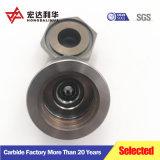 De Tussenvoegsels van het Carbide van de Matrijs van het Draadtrekken van Hardmetal met het Geval Affrotable van het Staal van China
