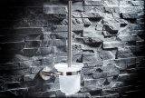 Установленное стеной вспомогательное оборудование ванной комнаты держателя щетки туалета нержавеющей стали Inox