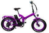 """20 """" درّاجة كهربائيّة مع شحن ([تدن05ف])"""