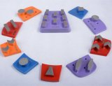 Металла этапов Lavina диамант двойного Bond меля для конкретного точильщика