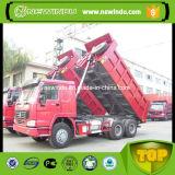 이디오피아 Truck Sinotruk HOWO 30 Tons 371 6X4 Dump Truck