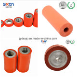 Resistente a altas temperaturas da Roda de sílica gel rolo de borracha de silicone