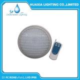 유리제 차가운 백색 PAR56 LED 수중 수영풀 빛