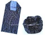 工場農産物のカスタムロゴプリント紫外線保護黒ポリエステルマジックヘッドバンド
