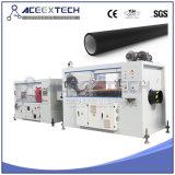 Machines de tube de PE/ligne en plastique d'extrusion de pipe d'approvisionnement en eau