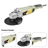 rectifieuse de cornière d'outils d'énergie électrique de 1800W 180mm/230mm