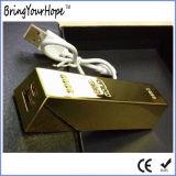 2600mAh Banque d'alimentation (Gold Bar XH-PB-181)