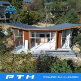 Fast Constructed Holiday Brings out Light Steel Villa