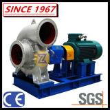 Горизонтальным электрическим управляемый мотором насос промышленной смешанной подачи химически центробежный