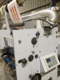 Máquina de impressão de Flexo (ZB-1C) com Foiling frio