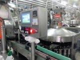 Máquinas condimentadas 2 in-1 automática llena del embotellado del agua y del lacre del papel de aluminio