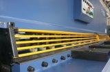 가위 스테인리스 온화한 강철 (QC12Y-6*4000)를 위한 깎는 기계