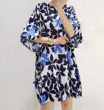 Señora ocasional original de alta calidad Dress del ajuste