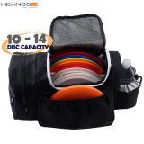 La coutume font les 10-14 sacs de golf colorés de disque d'emballage de capacité de disque avec la poche de bouteille