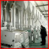 120t/D Máquina de moinho de arroz totalmente automática