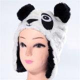 형식 견면 벨벳 겨울 양털 Earflaps 모자