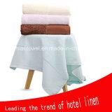 Bestes verkaufendes weißes normales gefärbtes Haupt/Hotel/SPA-Tuch, Bad-Tuch, Handtuch