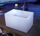 Mayorista de portátiles de suelo bañera bañera spa independiente (6014B)