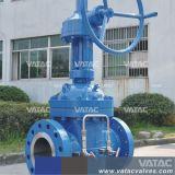 Vatac API6d flanschte Form-Stahl-Stoffschieber