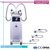 La cryothérapie Fat Gel Corps Cryolipolysis Slimming Machine pour la réduction des gras