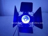 LED Studio PAR COB 200W de luz LED PAR 200W COB PAR LED puede la luz de la etapa