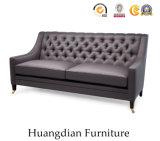 [هيغقوليتي] يعيش غرفة أثاث لازم جلد خصّل أريكة أريكة ([هد542])