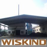 Heißes eingetauchtes strukturelles Stahlgebäude