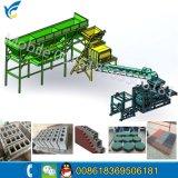 유압 Qt10-15 시멘트 단단한 벽돌 기계 또는 색깔 포장 기계 벽돌 기계 가격