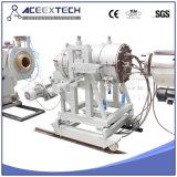 Maquinaria del tubo del PE/línea plástica de la protuberancia del tubo del abastecimiento de agua