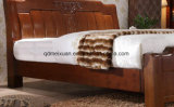 Cama de madera maciza Camas modernas (M-X2806)