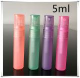 5ml Perfume PP Botella bolígrafo/Mini Viajes recargables tamaño bolsillo frasco pulverizador de uso