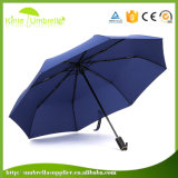 Оптовое 21inch рекламируя створку зонтика парасоля для повелительницы