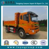 Sinotruk Cdwの4X2ドライブの種類が付いている軽いダンプトラック