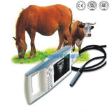 Ysb5100Vのセリウムの公認の手持ち型の獣医の超音波のスキャンナー