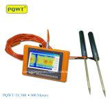 300m de l'eau souterraine multifonction Portable Équipement de détection (PQWT-TC300)