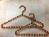Adulte, Enfant Pearl Beads cintre en plastique