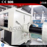 Produção a alta velocidade de HDPE PPR linha de extrusão do tubo