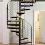 Escalera de caracol de rodadura de Madera Prefabricadas