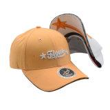 Gorra de béisbol de Customed con insignia del bordado 3D