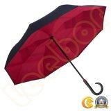 [دووبل لر] نقطة إيجابيّة - إلى أسفل سيدة طويلة عكسيّة مظلة إتفاق