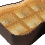 شام [بكج كس] بلاستيكيّة, [مدف] تعليب, خشبيّ, ورقيّة سكّر نبات شوكولاطة صندوق