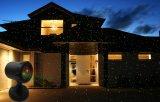 La luz láser de alta calidad decoración exterior de los árboles de Navidad