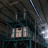 Chaîne de production de farine de maïs de la Chine 80t à vendre le processeur de maïs