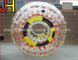 1,8 millones de coloridos PVC transparente TPU humanos hinchables bola Zorb