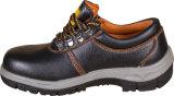 Doppelte Desity PU-Einspritzung-Sicherheits-Schuhe
