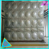 O tanque de água do tipo quadrado Material de Aço Inoxidável
